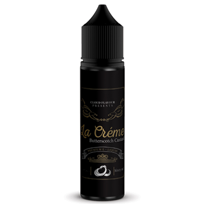 Local - La Creme - Butterscotch Custard 3mg 60ml