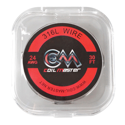 Coil Master 24G Wire 30ft