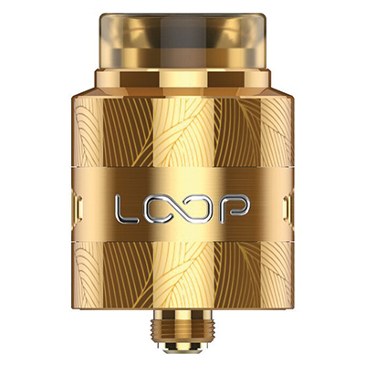 Geekvape Loop V1.5 RDA - Gold