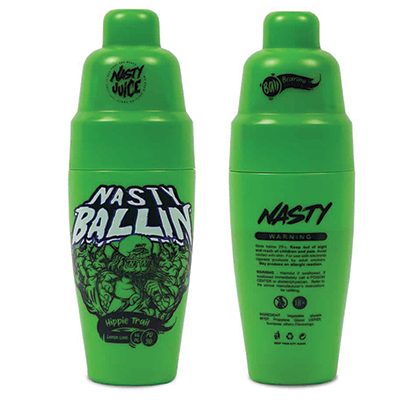 International - Nasty Ballin Series - Hippie Trial 0mg 60ml