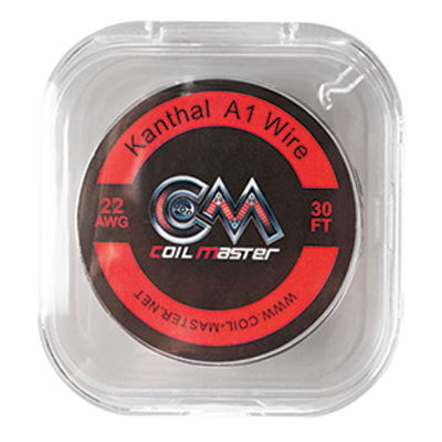 Coil Master A1 Kanthal 22G Wire 30ft