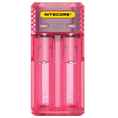 Nitecore Intellicharger Q2 - Pink