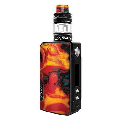Voopoo Drag 2 5ml Kit with Uforce T2 - Fire Cloud