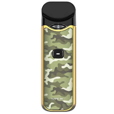Smok Nord Pod System - Gold Camouflage