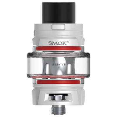 Smok Baby V2 Tank 5ml - White