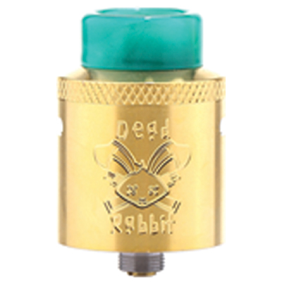 Hellvape Dead Rabbit RDA 22mm - Gold