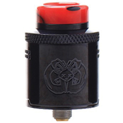 Hellvape Drop Dead RDA - Piano Full Black