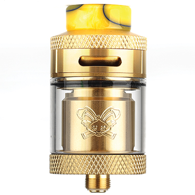 Hellvape Dead Rabbit RTA - Gold