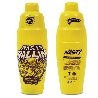International - Nasty Ballin Series - Passion Killa 6mg 60ml