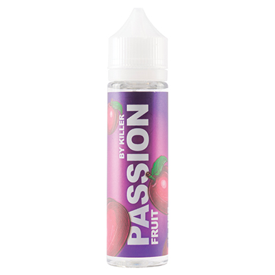 International - Nasty Killer Series - Passion Fruit 3mg 60ml - Low Mint