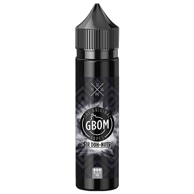 Local - GBOM Sir Doh Nuts 0mg 60ml