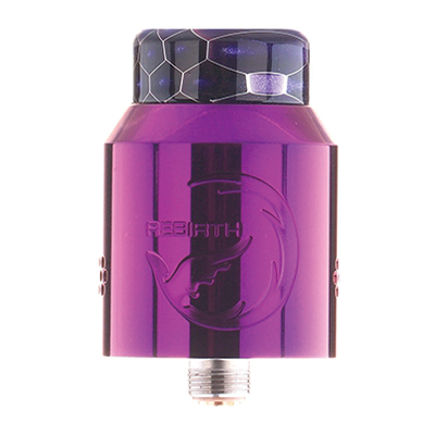 Hellvape Rebirth RDA - Purple