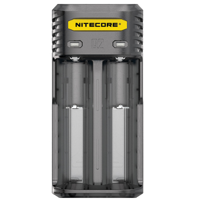 Nitecore Intellicharger Q2 - Black