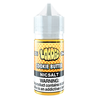 International - Loaded Cookie Butter Salts 50mg 30ml