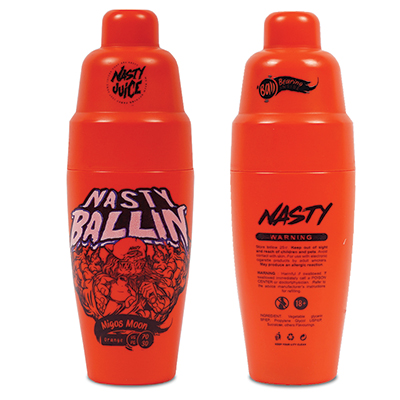 International - Nasty Ballin Series - Migos Moon 0mg 60ml