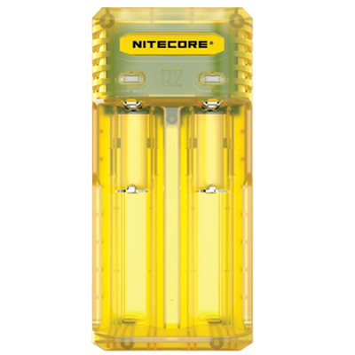 Nitecore Intellicharger Q2 - Yellow