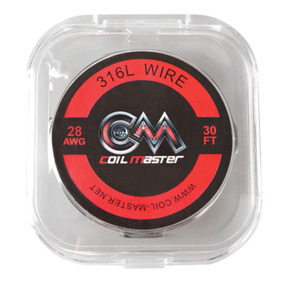 Coil Master 28G Wire 30ft