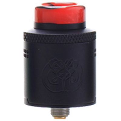 Hellvape Drop Dead RDA - Matte Full Black Out
