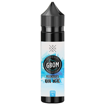 Local - GBOM Moondrops On Ice 5mg 60ml