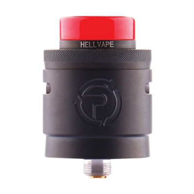 Hellvape Passage RDA - Full Black Out