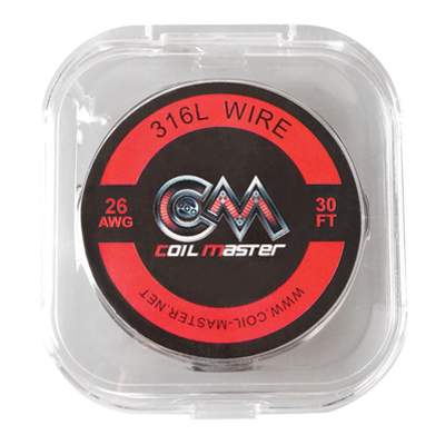 Coil Master 26G Wire 30ft
