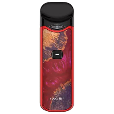 Smok Nord Pod System - Red Stabilized Wood - PRE ORDER