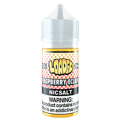 International - Loaded Raspberry Eclair Salts 50mg 30ml