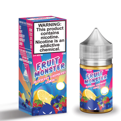 International - Fruit Monster Blueberry Raspberry Lemon Salts 24mg 30ml