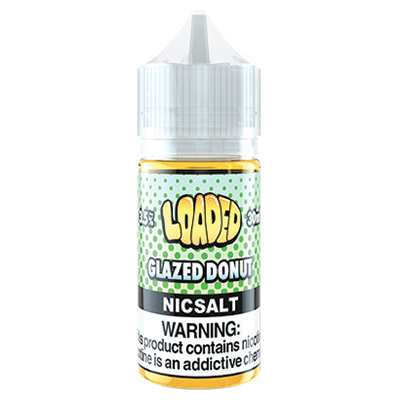 International - Loaded Glazed Donuts Salts 50mg 30ml