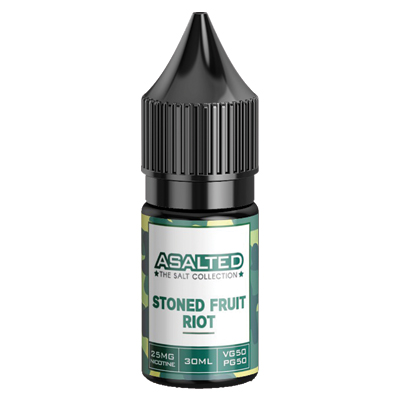 Local - GBOM Asalted Collection - Stoned Fruit Riot 25mg 30ml