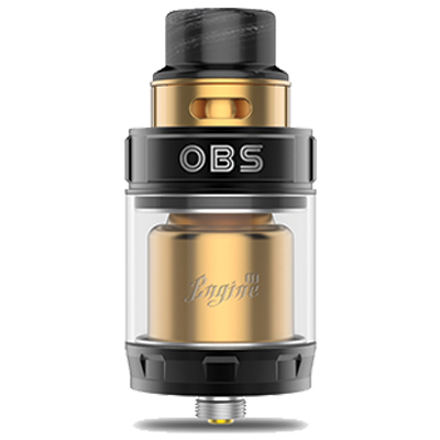 OBS Engine II RTA - Black & Gold - Limited Edition
