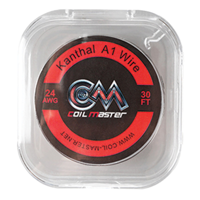 Coil Master A1 Kanthal 24G Wire 30ft