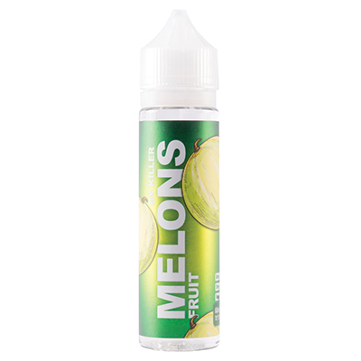 International - Nasty Killer Series - Melon Fruits 0mg 60ml - Low Mint