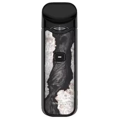 Smok Nord Pod System - Black Stabilized Wood - PRE ORDER