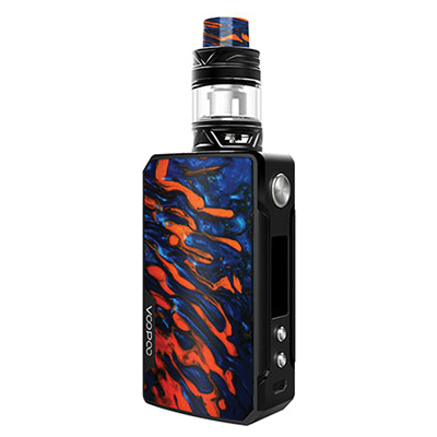 Voopoo Drag 2 5ml Kit with Uforce T2 - Flame