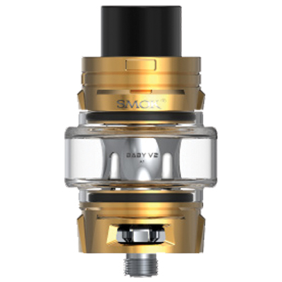 Smok Baby V2 Tank 5ml - Gold