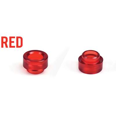 Vandy Vape Drip Tip - Frosted Red